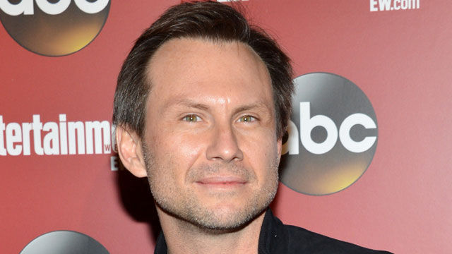 News video: Christian Slater Ties The Knot!