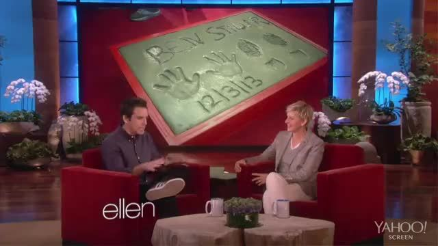 News video: Secret of Celebrity Handprints in Cement